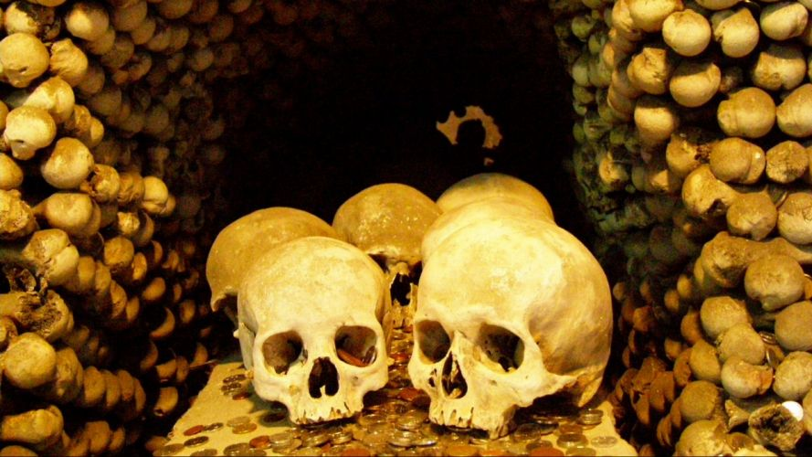 dark skull evil horror skulls art artwork skeleton d wallpaper