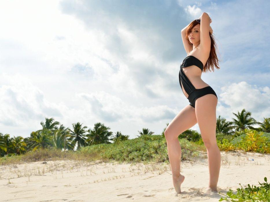 ARIEL REBEL adult model actress sexy babe d wallpaper