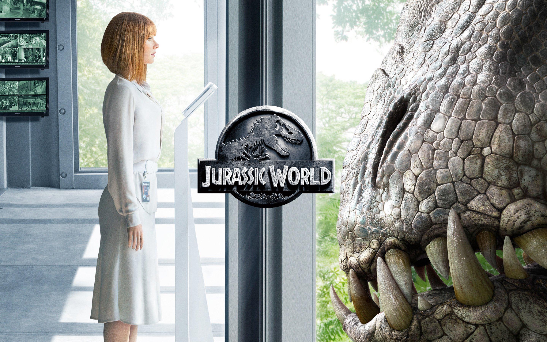 JURASSIC WORLD adventure sci-fi fantasy action adventure ...