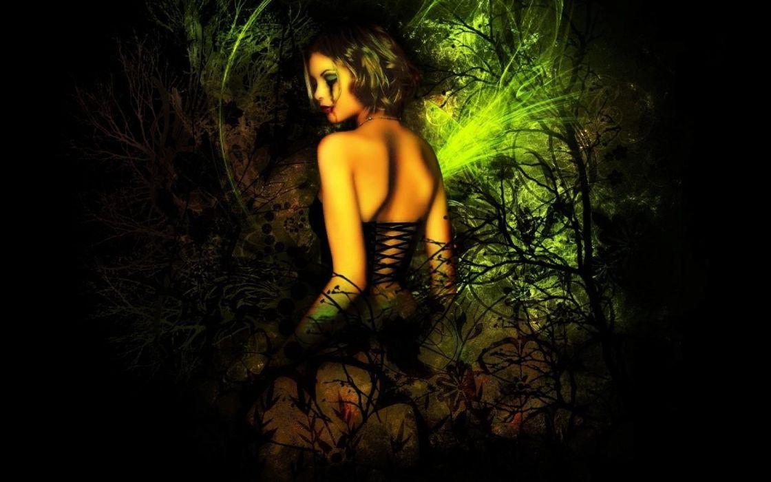 dark gothic art artwork fantasy j wallpaper