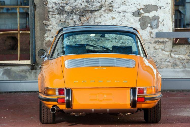 Porsche 911-S 2 2 Targa 1969 classic cars wallpaper