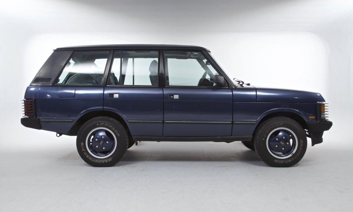 Range Rover 5-door UK-spec 1981 4x4 all road cars classic wallpaper