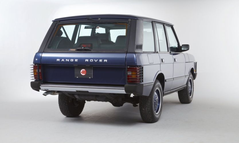 Range Rover 5-door UK-spec 1981 4x4 all road cars classic wallpaper