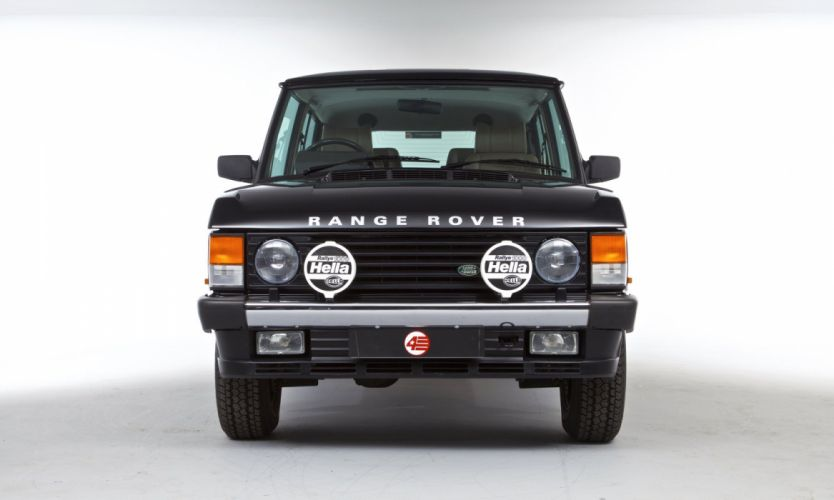 Range Rover CSK 1990 4x4 all road cars classic wallpaper