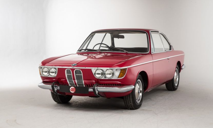 CS UK-spec E120 1966 coupe classic cars red wallpaper