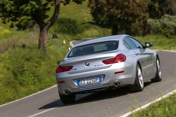 BMW 640d xDrive Gran Coupe F06 2015 cars wallpaper