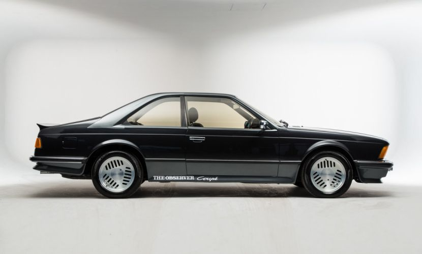 BMW 635 CSi Observer Coupe E24 1982 cars wallpaper