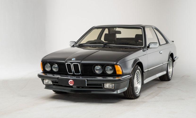 BMW 635 CSi Observer Coupe E24 1982 cars wallpaper
