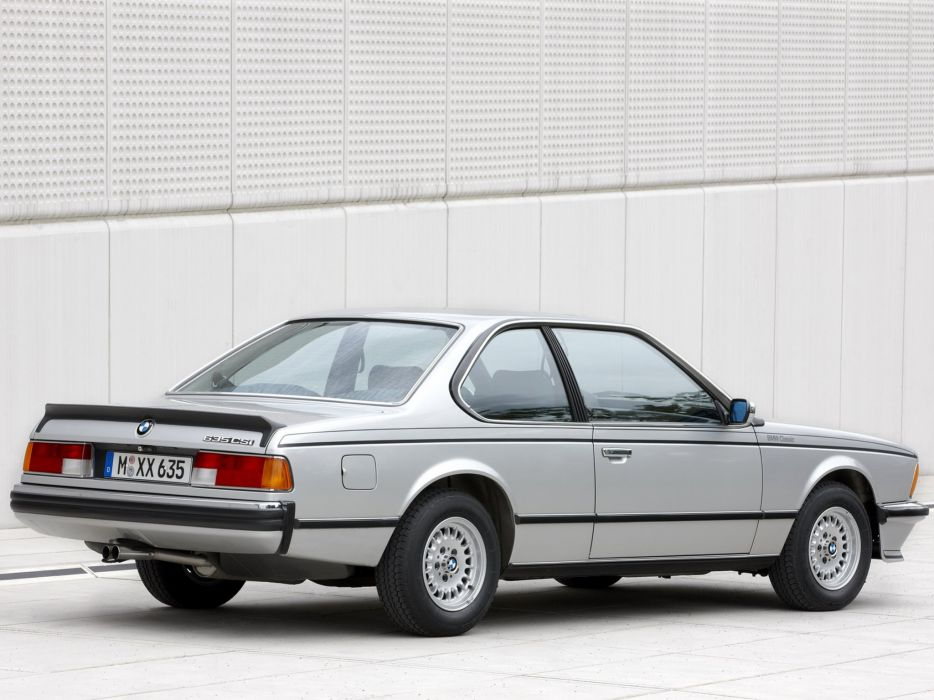 BMW 635 CSi E24 coupe cars 1978 wallpaper