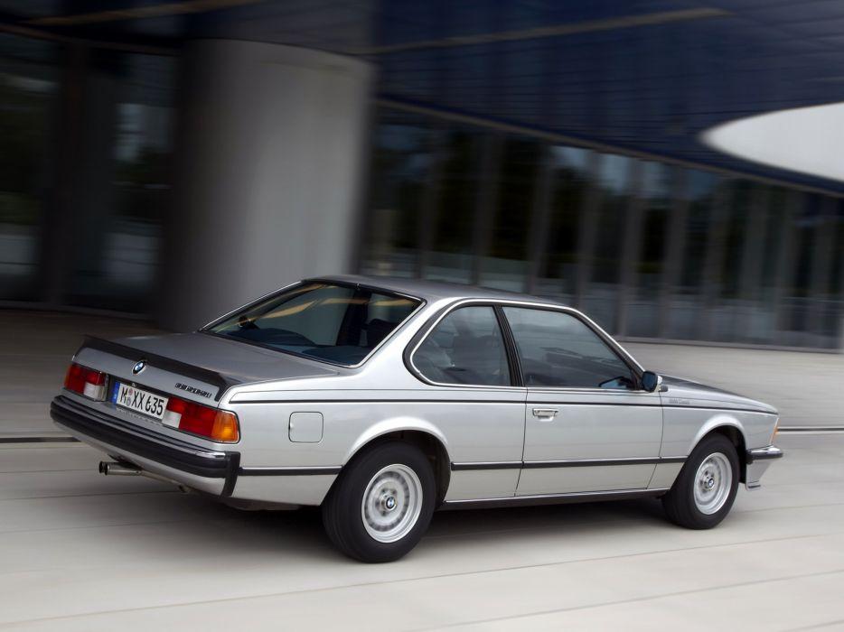 BMW 635 CSi E24 coupe cars 1978 wallpaper