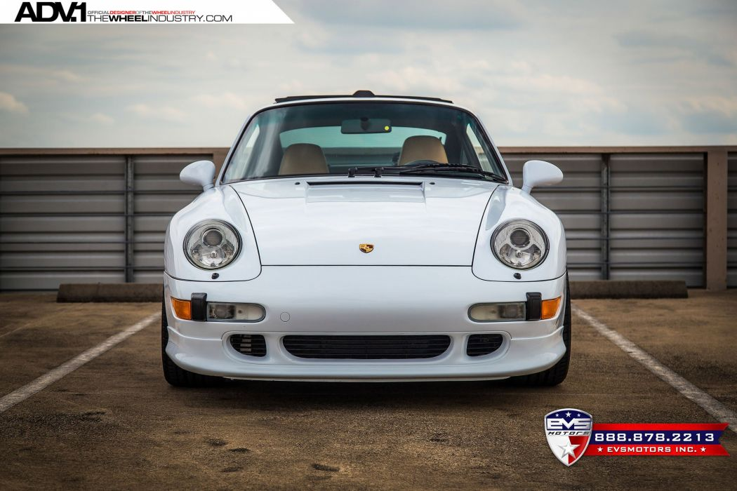 ADV 1 WHEELS GALLERY PORSCHE 993 TURBO-S cars tuning wallpaper