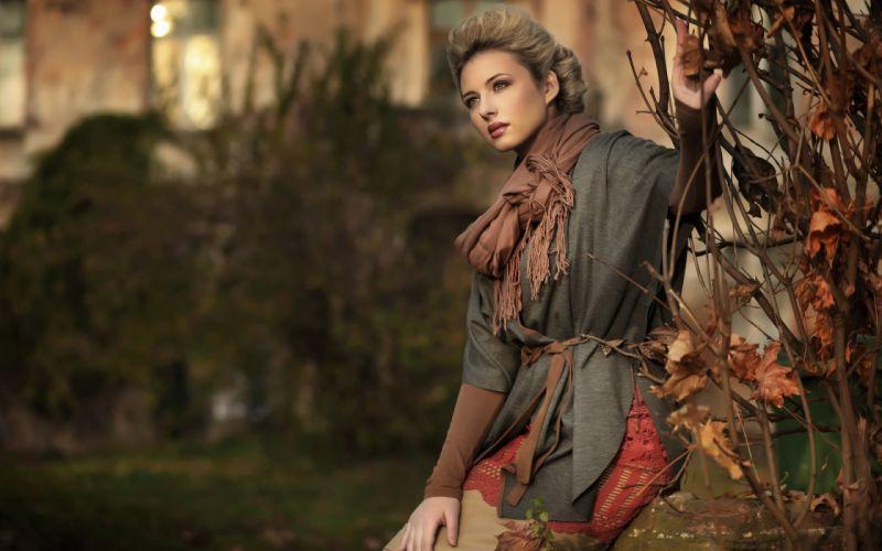 girl model beautiful female wallpaper