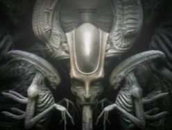 H R Giger Art Artwork Dark Evil Artistic Horror Fantasy Sci