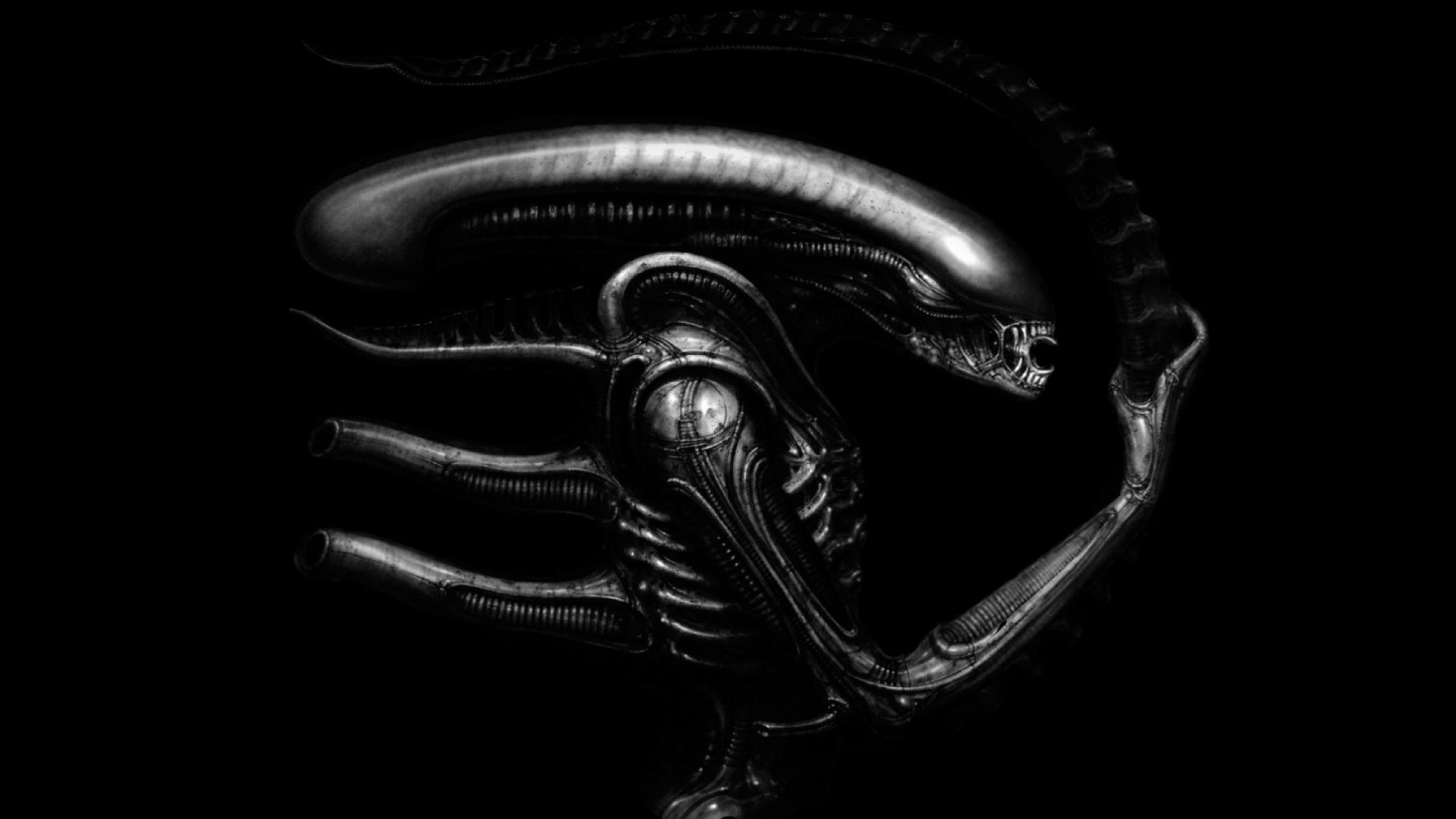H R GIGER art artwork dark evil artistic horror fantasy ... H.r. Giger Alien Wallpaper