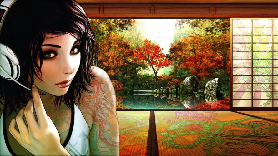 artistic art artwork women woman girl girls female s wallpaper