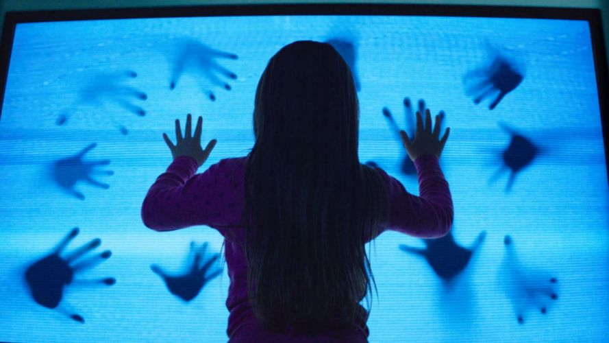 POLTERGEIST horror dark thriller scary creepy evil wallpaper