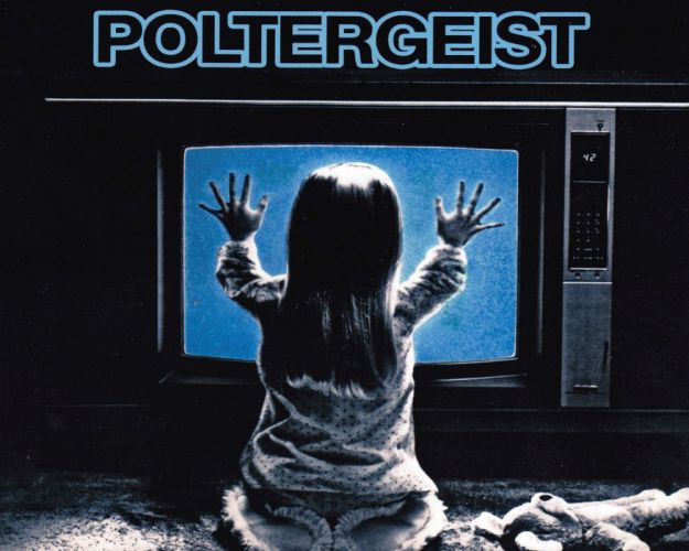 POLTERGEIST horror dark thriller scary creepy evil poster wallpaper