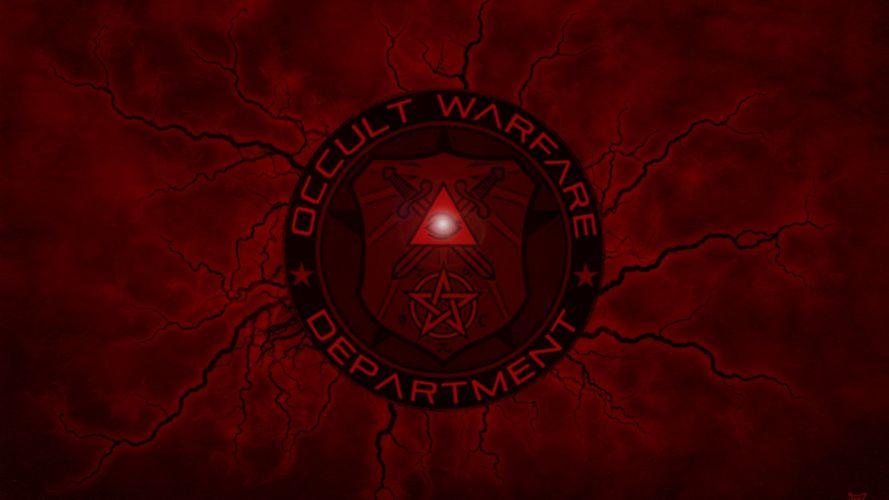 dark evil occult satanic satan witch wallpaper