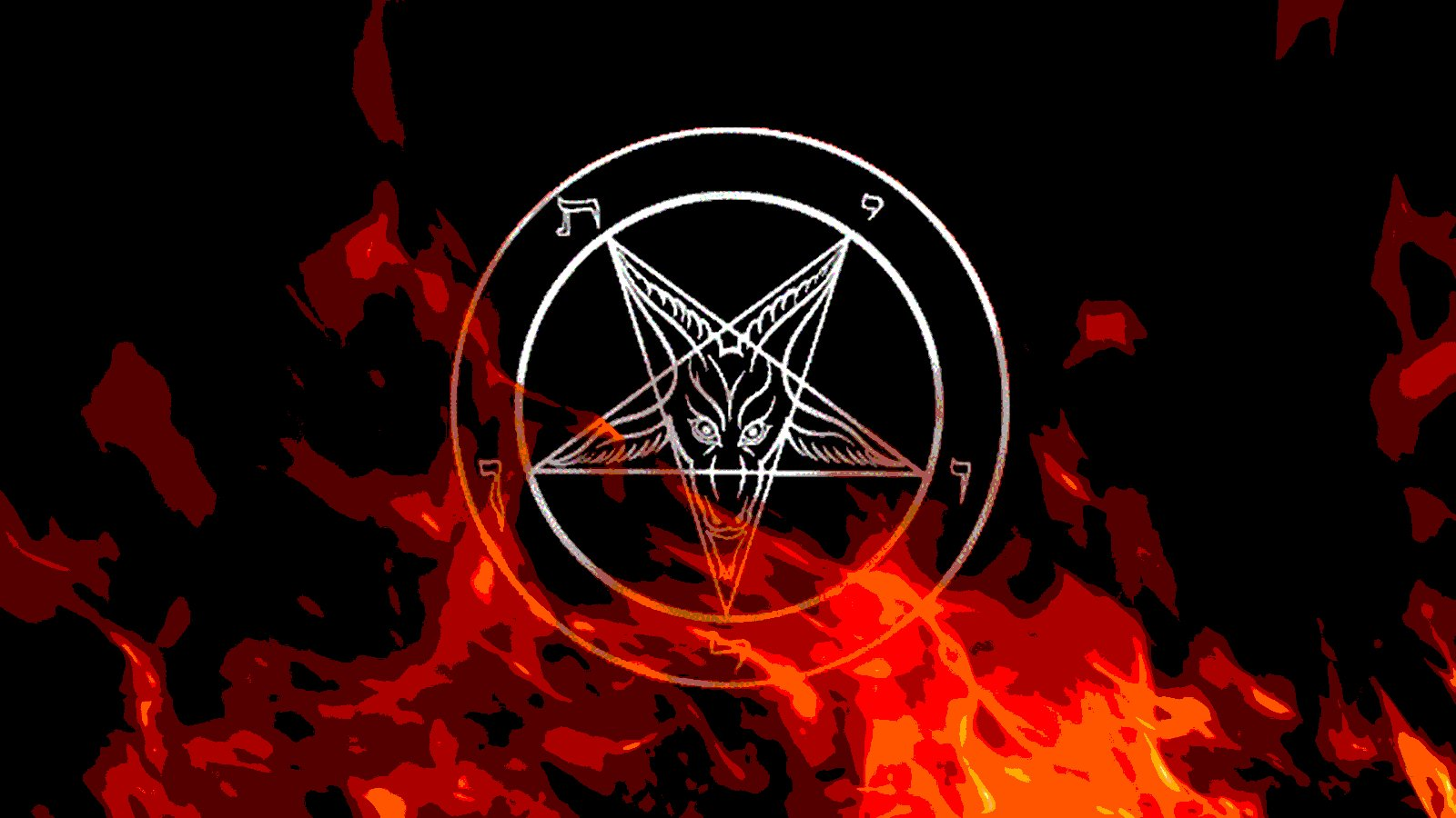dark evil occult satanic satan demon wallpaper 1600x900 696187