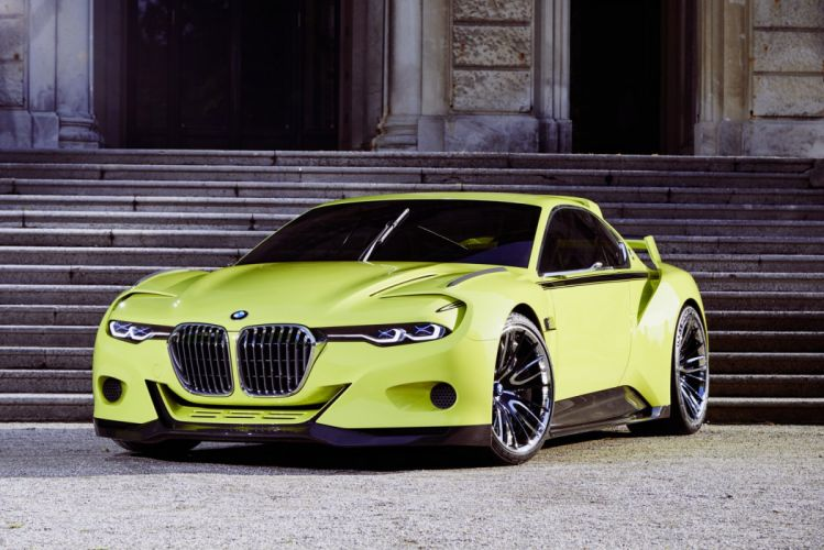 3 0-CSL 2015 BMW cars Concept hommage wallpaper