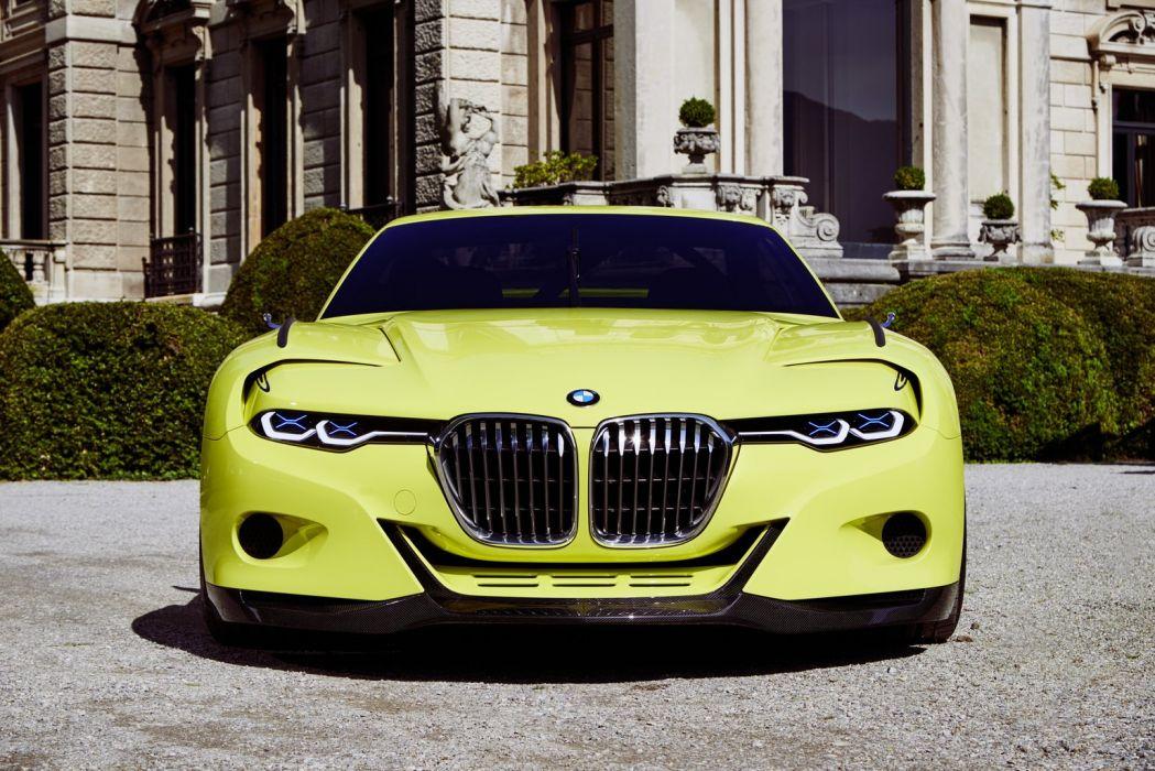 3 0-CSL 2015 BMW cars Concept hommage wallpaper
