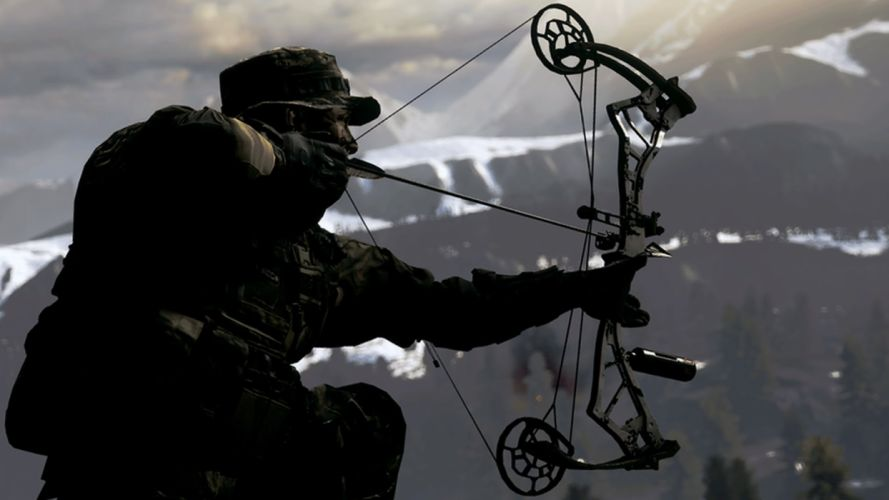 Battlefield 4 - Phantom Program Bow wallpaper
