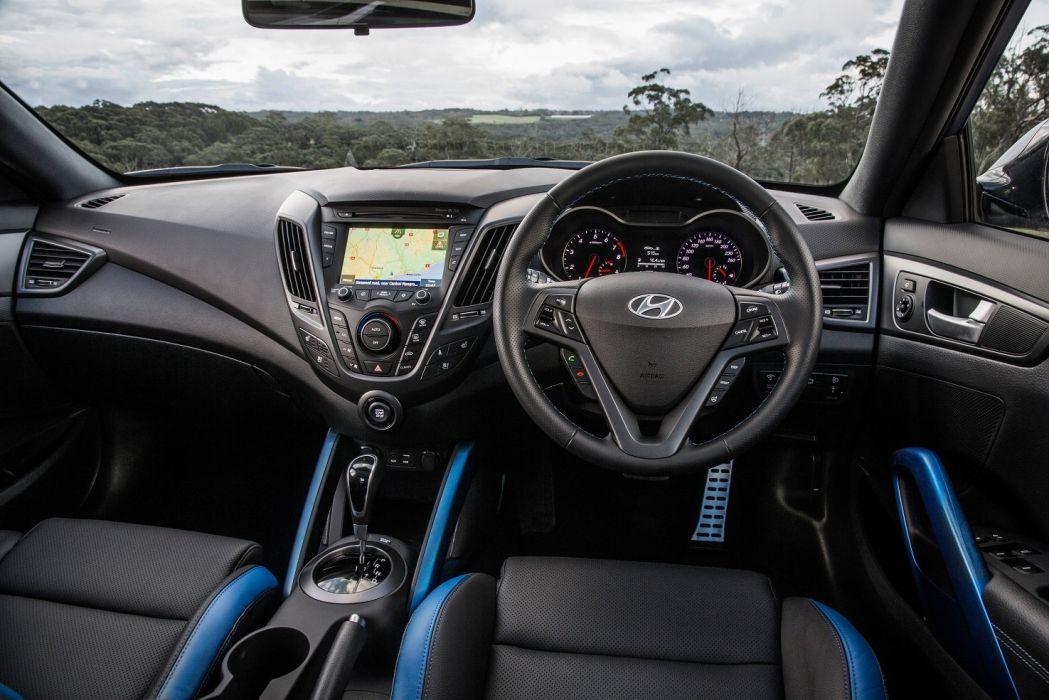 Hyundai Veloster Turbo AU-spec cars 2015 wallpaper