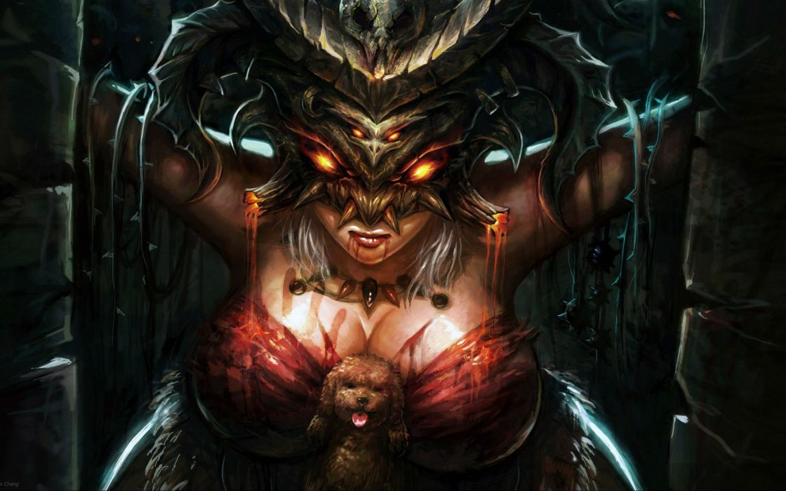 witch fantasy occult dark art artwork magic wizard mage sorcerer women woman girls girl female g wallpaper