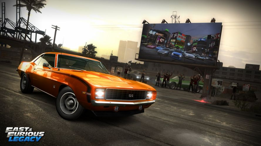 FAST FURIOUS Legacy race racing action 1ffl f wallpaper