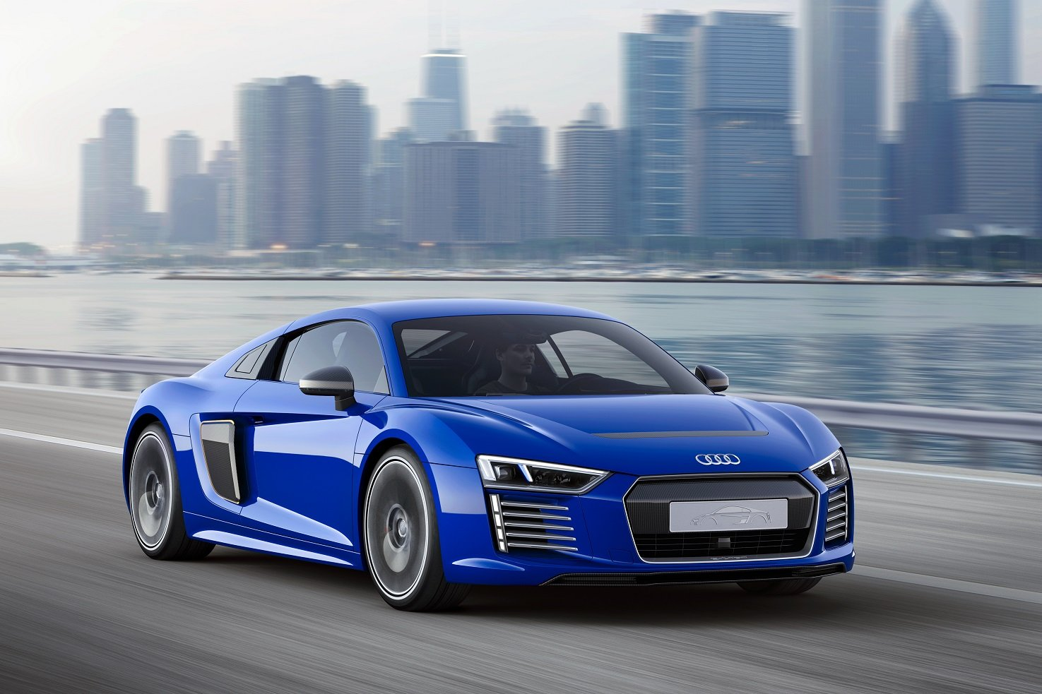 Marvelous Audi R8 E Tron Piloted Driving Concept 2015 Cars Coupe Blue Wallpaper |  1475x983 | 697468 | WallpaperUP