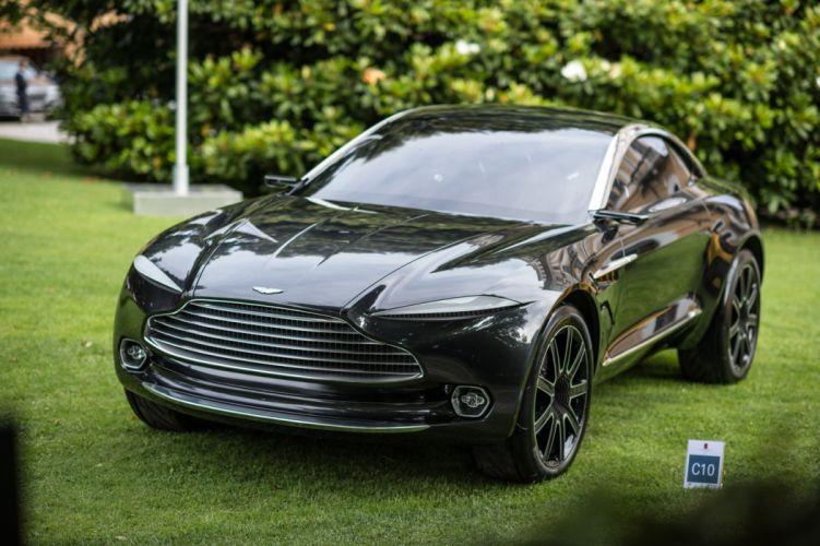 2015 Aston Martin DBX Concept cars wallpaper