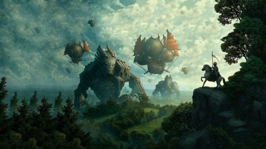 DIANT monster creature fantasy ar artwork f wallpaper