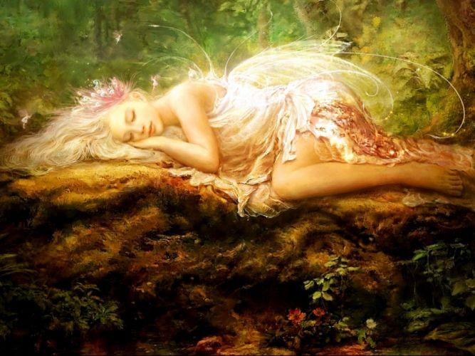 art artwork fantasy magical forest original magic creature f wallpaper
