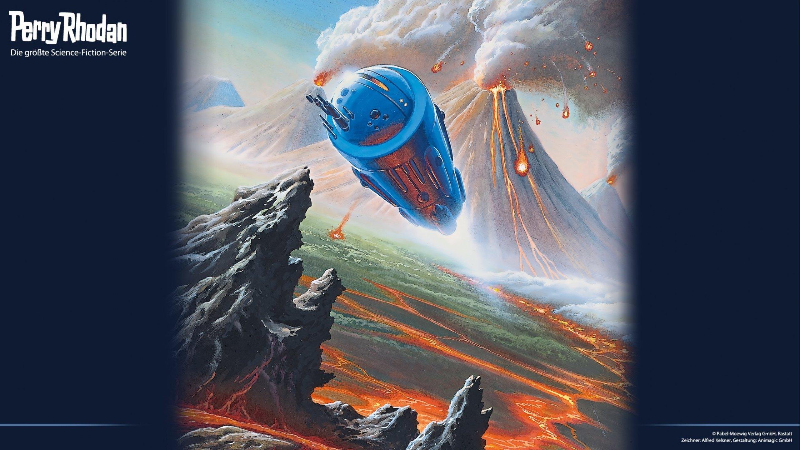 Sci Fi Wallpaper 2560x1440: PERRY RHODAN Andromeda Art Artwork Sci-fi Futuristic