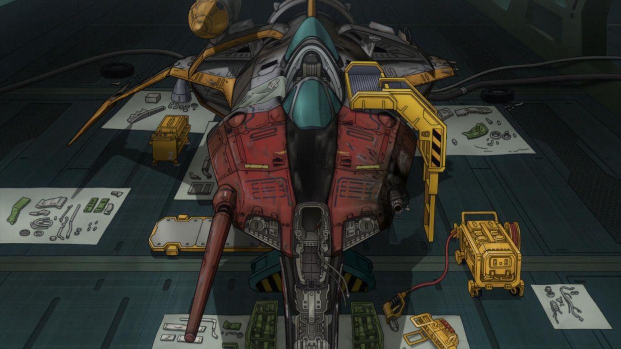 Space Battleship Yamato Anime Sci Fi Science Fiction Futuristic