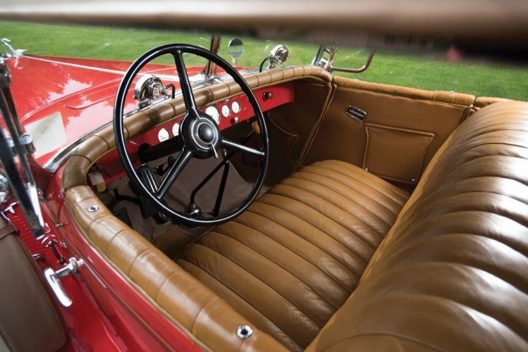 1931 Chrysler Imperial Dual Cowl Phaeton LeBaron classic cars wallpaper