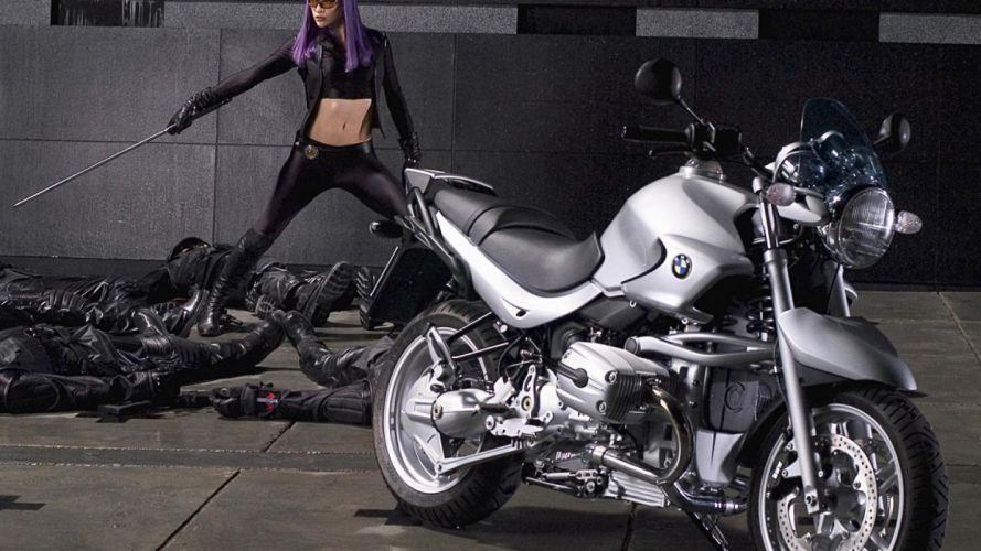 SWORDS - women girls bike sword ultraviolet movies wallpaper