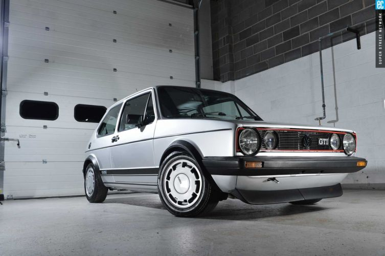 1983 volkswagen gti golf cars mk1 wallpaper
