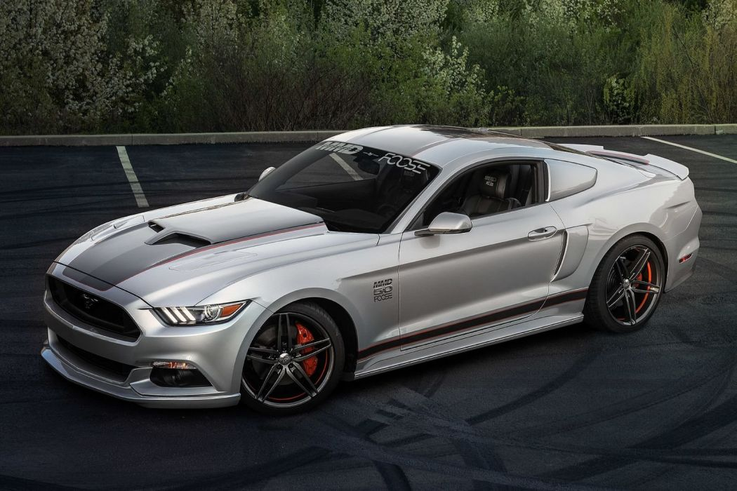 Muscle Chip Foose Ford Mustang 2016 bodykit modified coupe cars ...
