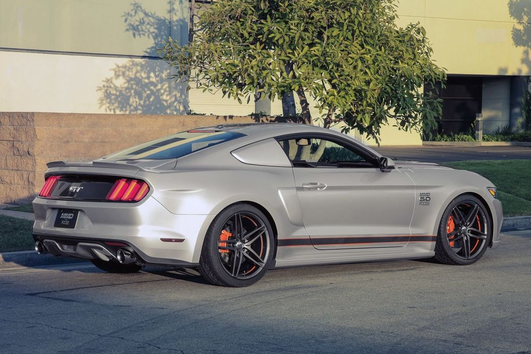 Muscle Chip Foose Ford Mustang 2016 bodykit modified coupe cars wallpaper
