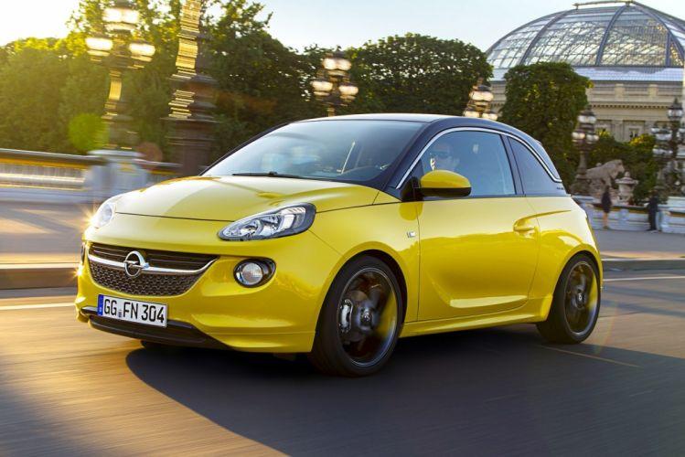 Opel Adam Slam OPC Line Pack cars 2013 wallpaper