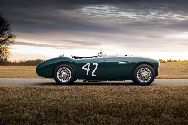 Austin Healey 100S 1954 cars classic wallpaper