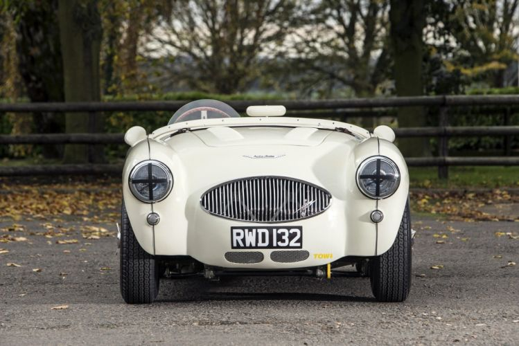 Austin Healey 100S 1954 cars classic wallpaper