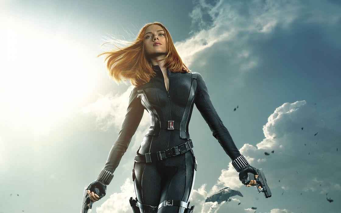 captain america black widow-film-face wallpaper