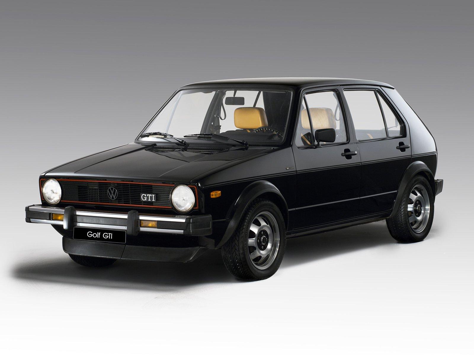 volkswagen golf gti mk1 5 door cars wallpaper 1600x1200. Black Bedroom Furniture Sets. Home Design Ideas