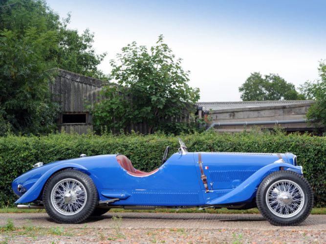Delahaye 135 Coupe des Alpes 1935 classic racecars cars wallpaper