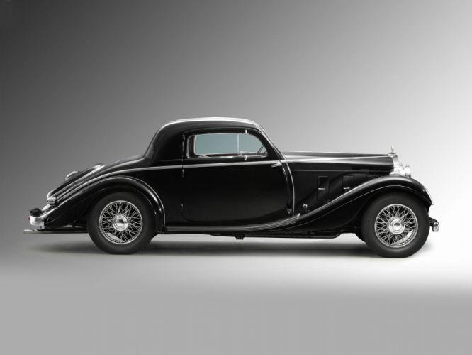 Delage D6-11-S Coupe Brandone 1934 classic cars wallpaper