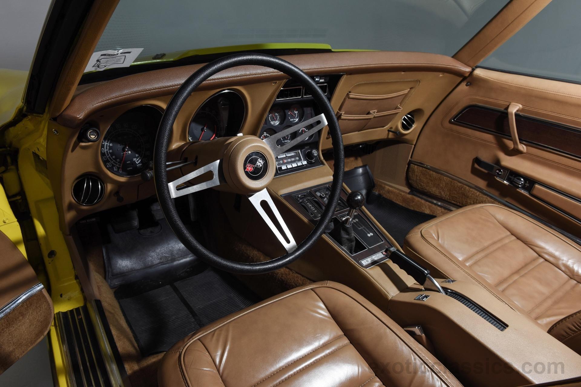 Excellent 1975 Corvette Interior Colors Images - Simple Design Home ...