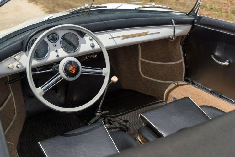 1954 356 cars classic convertible Porsche speedster wallpaper