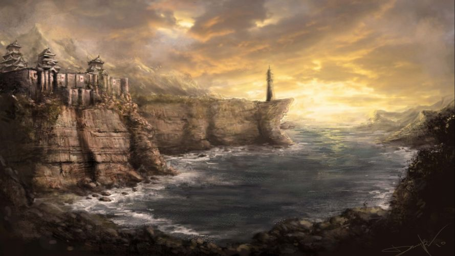fantasy art artwork artistic original f wallpaper